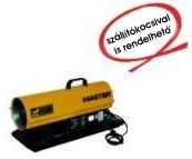 MASTER Hordozható gázolajos fűtőberendezés B 35 CED