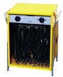 MASTER Ipari Hordozható elektromos hőlégfúvó ventilátorral B15 EPB beépített szobatermosztáttal