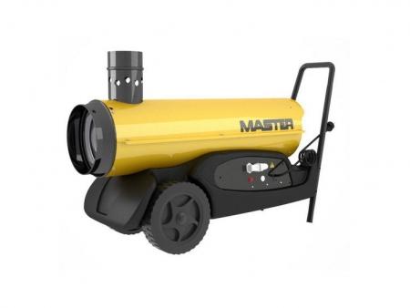 MASTER - Gázolajos, kéményes fűtőberendezés BV 110 E