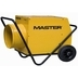 MASTER Ipari Hordozható elektromos hőlégfúvó B 18 EPR ( légvezető cső csatlakozással)
