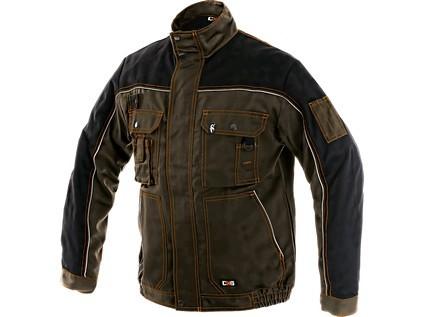 ORION OTAKAR Kabát barna/fekete