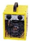 MASTER Ipari Hordozható elektromos hőlégfúvó ventilátorral B2 EPB