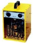 MASTER Ipari Hordozható elektromos hőlégfúvó ventilátorral B3,3 EPB