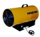 MASTER Hordozható PB gázos fűtőberendezés  BLP 73ET