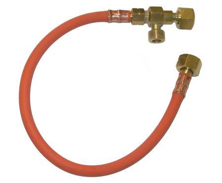 MASTER - Ikresitő gázpalack összekötő 0,5m