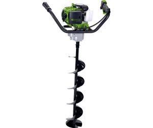 Gépkölcsönzés: Zipper benzinmotoros talajfúró
